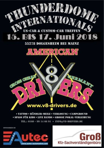 30th thunderdome internationals Dolgesheim