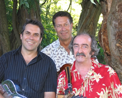International Cajun Trio