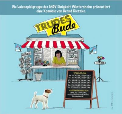 Trudes Bude