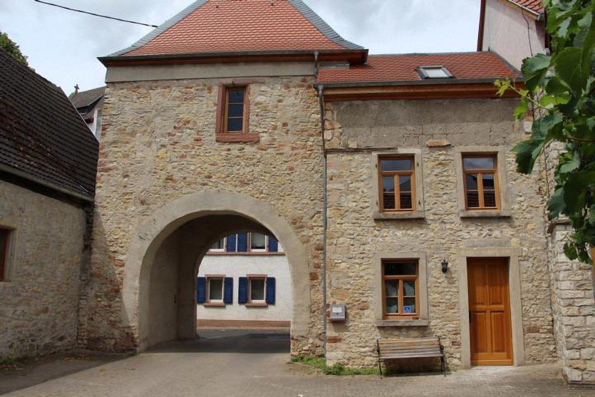 Das Dexheimer Schloss