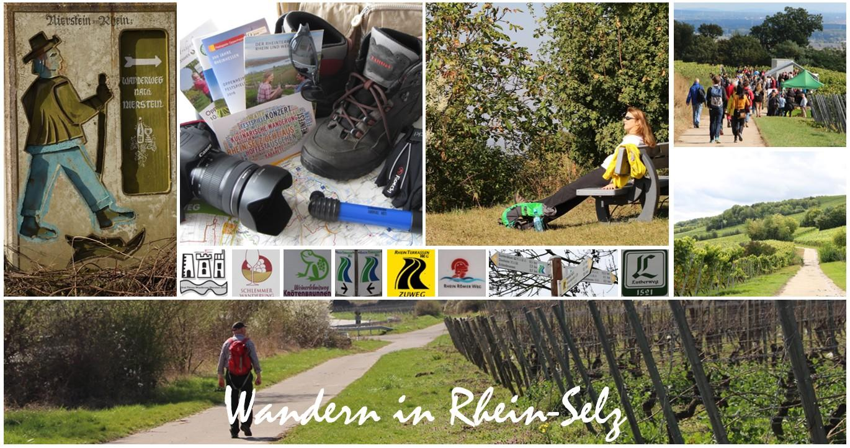 Wandern in Rhein-Selz