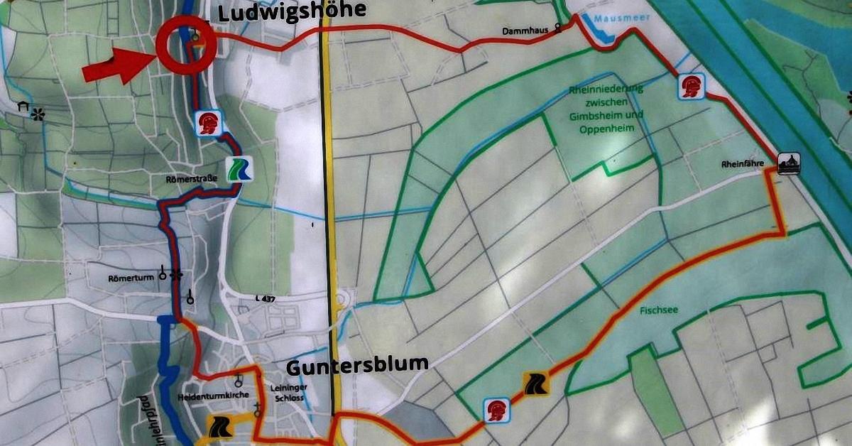 Rhein-Römer-Weg