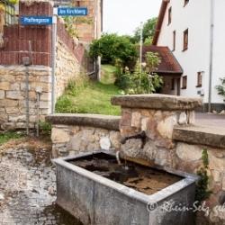 image de Brunnen am Kirchberg