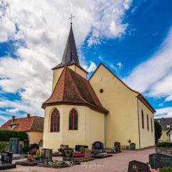image de Die evangelische Bonifatiuskirche