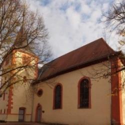 image de 03.12.- Die evang. Kirche in Selzen