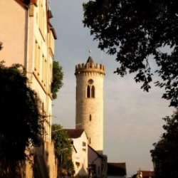 image de Der Uhrturm in Oppenheim