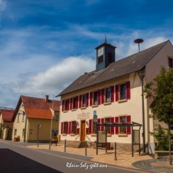 image de Das Winzersheimer Rathaus